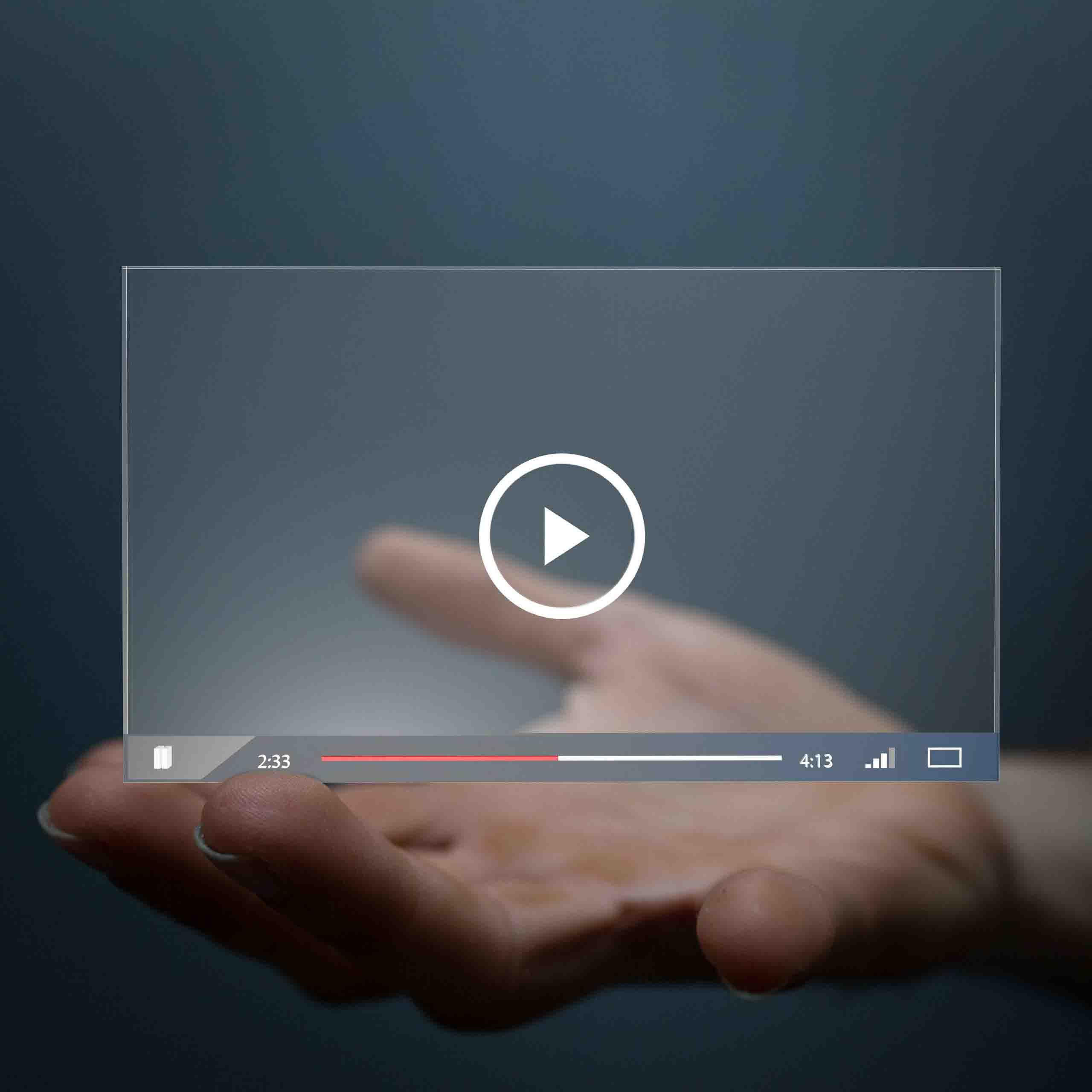 Hoe duur is een online video?
