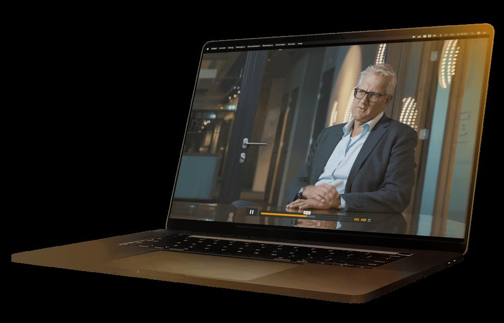 Corporate video laten maken door VideoBird